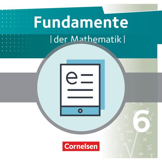 Fundamente der Mathematik - Schülerbuch als E-Book - 6. Schuljahr
