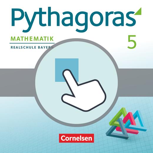 Pythagoras - Interaktive Übungen als Ergänzung zum Arbeitsheft - 5. Jahrgangsstufe