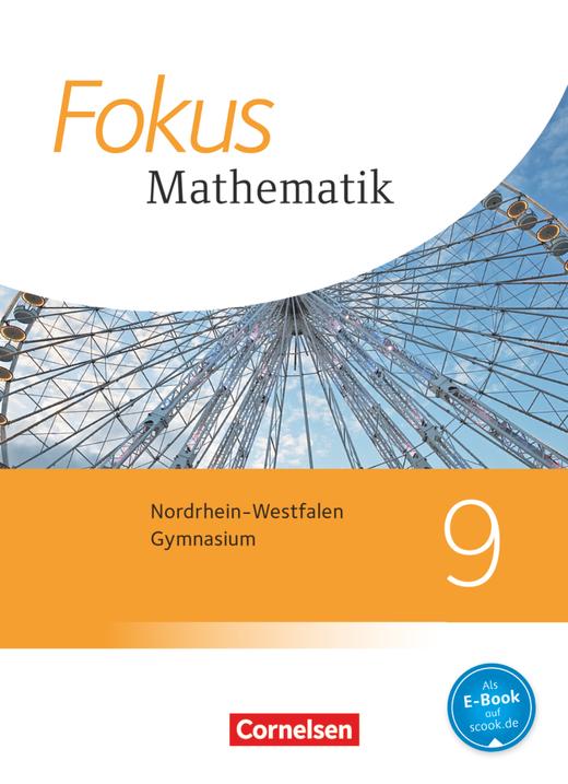 Fokus Mathematik - Schülerbuch - 9. Schuljahr