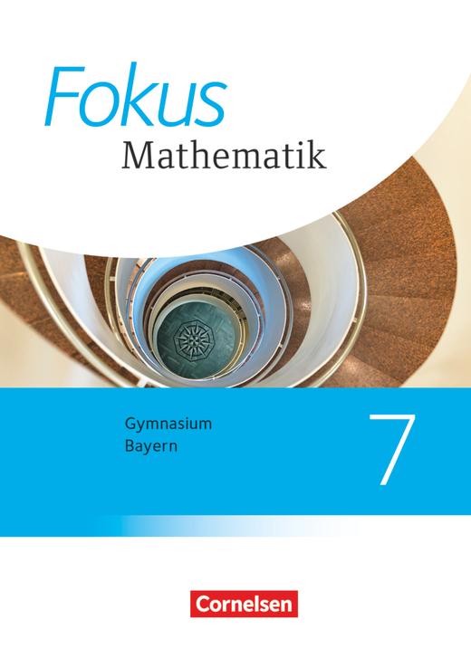 Fokus Mathematik - Schülerbuch - 7. Jahrgangsstufe