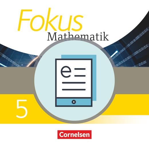 Fokus Mathematik - Schülerbuch als E-Book - 5. Jahrgangsstufe