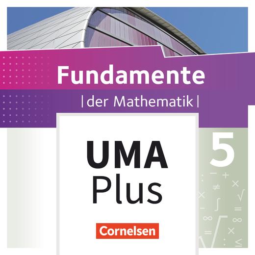 Fundamente der Mathematik - Unterrichtsmanager Plus - mit Download für Offline-Nutzung - 5. Schuljahr