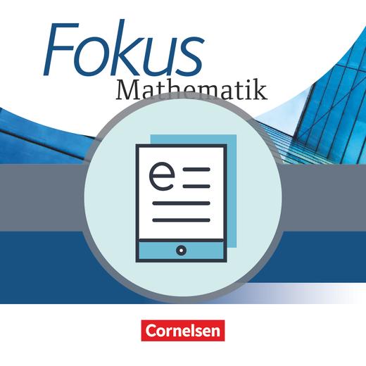 Fokus Mathematik - Gymnasiale Oberstufe - Schülerbuch als E-Book - Einführungsphase