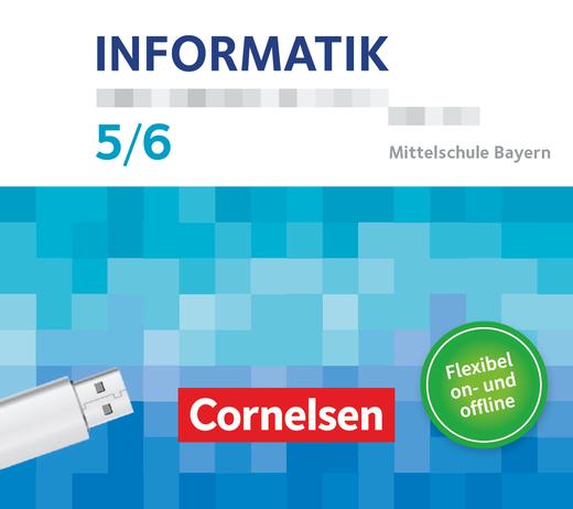 Informatik - Unterrichtsmanager Plus auf USB-Stick - 5./6. Schuljahr