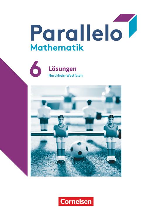 Parallelo - Lösungen zum Schülerbuch als Download - 6. Schuljahr