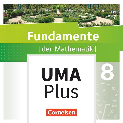Fundamente der Mathematik - Unterrichtsmanager Plus online - 8. Schuljahr