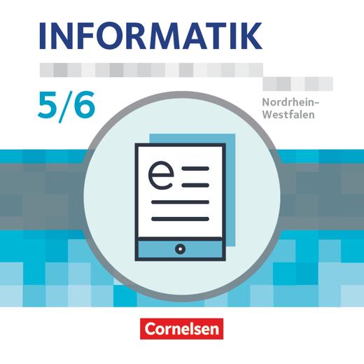 Informatik - Schülerbuch als E-Book - 5./6. Schuljahr