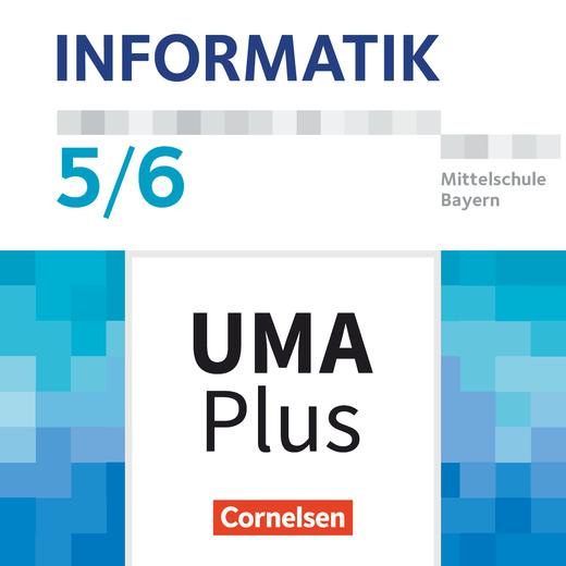 Informatik - Unterrichtsmanager Plus - mit Download für Offline-Nutzung - 5./6. Schuljahr