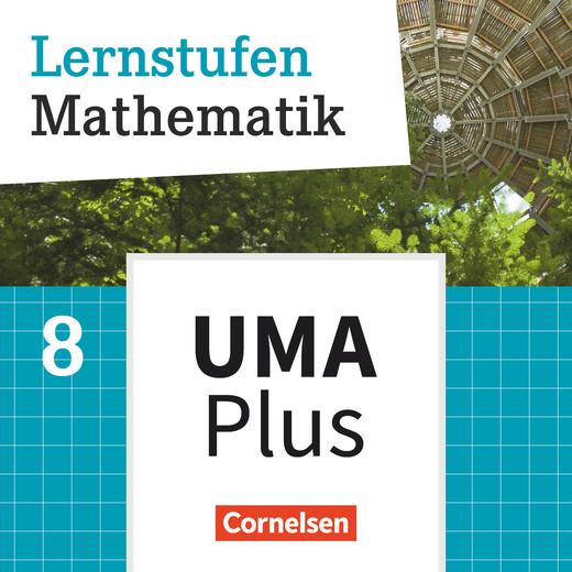 Lernstufen Mathematik - Unterrichtsmanager Plus online - R- und M-Klassen - 8. Jahrgangsstufe