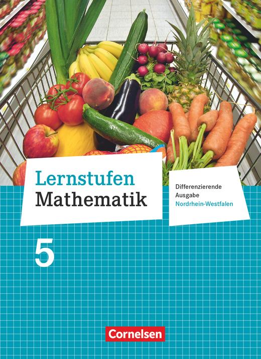 Lernstufen Mathematik - Schülerbuch - 5. Schuljahr