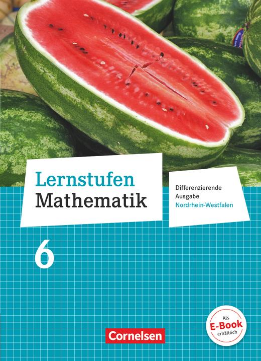 Lernstufen Mathematik - Schülerbuch - 6. Schuljahr
