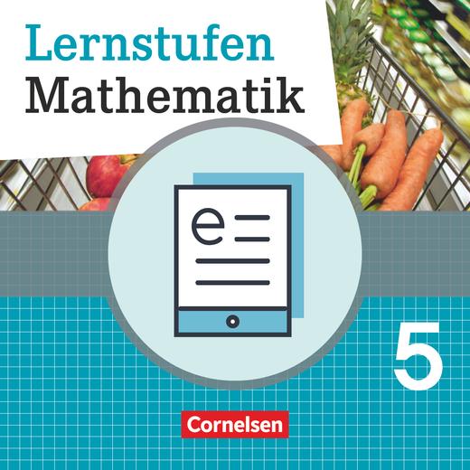 Lernstufen Mathematik - Schülerbuch als E-Book - 5. Schuljahr