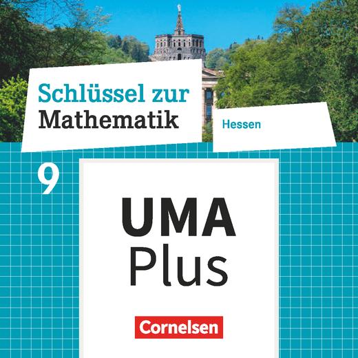 Schlüssel zur Mathematik - Unterrichtsmanager Plus - mit Download für Offline-Nutzung - 9. Schuljahr