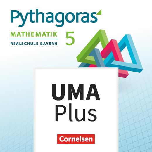 Pythagoras - Unterrichtsmanager Plus - mit Download für Offline-Nutzung - 5. Jahrgangsstufe