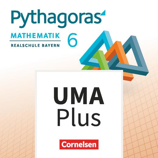 Pythagoras - Unterrichtsmanager Plus - mit Download für Offline-Nutzung - 6. Jahrgangsstufe