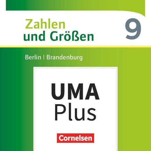 Zahlen und Größen - Unterrichtsmanager Plus online - 9. Schuljahr