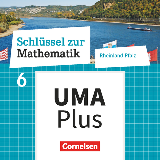 Schlüssel zur Mathematik - Unterrichtsmanager Plus - mit Download für Offline-Nutzung - 6. Schuljahr
