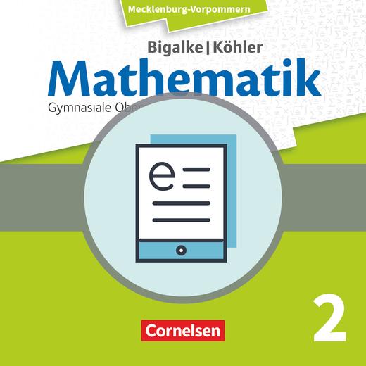 Bigalke/Köhler: Mathematik - Analytische Geometrie und Stochastik - Schülerbuch als E-Book - Band 2 - Grund- und Leistungskurs