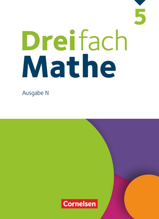 Dreifach Mathe - Schülerbuch - 5. Schuljahr