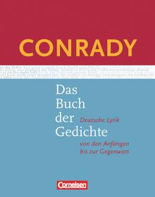 Conrady: Das Buch der Gedichte - Gedichtband