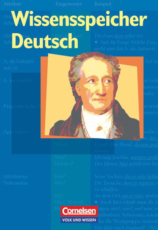 Wissensspeicher - Deutsch - Nachschlagewerk
