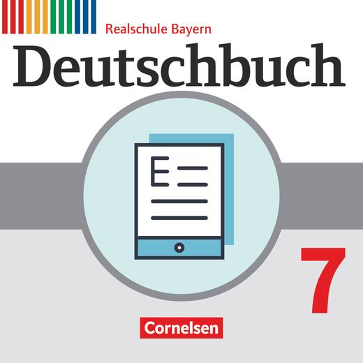 Deutschbuch - Schülerbuch als E-Book - 7. Jahrgangsstufe