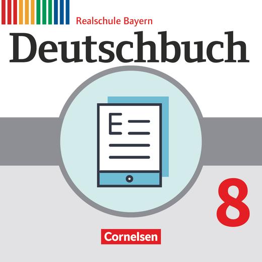 Deutschbuch - Schülerbuch als E-Book - 8. Jahrgangsstufe
