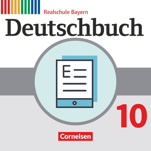 Deutschbuch - Schülerbuch als E-Book - 10. Jahrgangsstufe