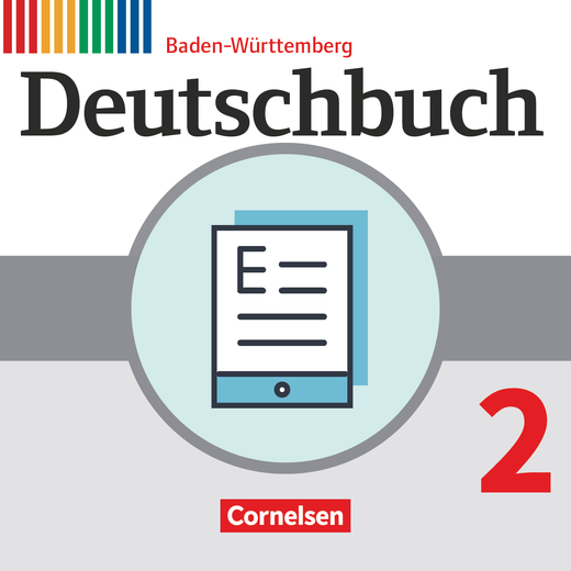 Deutschbuch Gymnasium - Schülerbuch als E-Book - Band 2: 6. Schuljahr