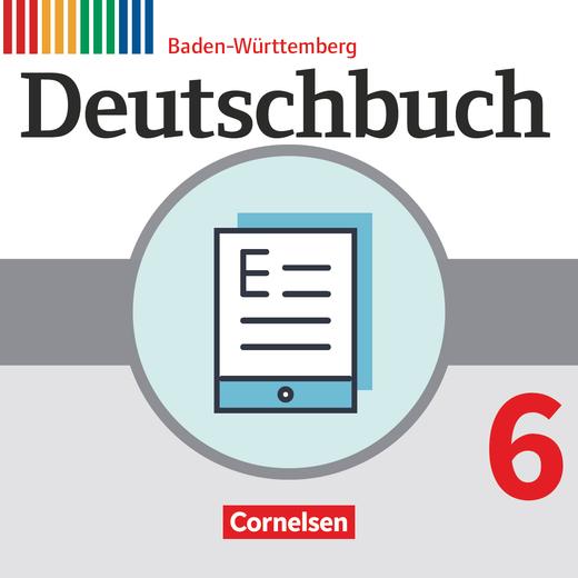 Deutschbuch Gymnasium - Schülerbuch als E-Book - Band 6: 10. Schuljahr