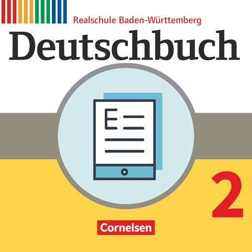 Deutschbuch - Schülerbuch als E-Book - Band 2: 6. Schuljahr