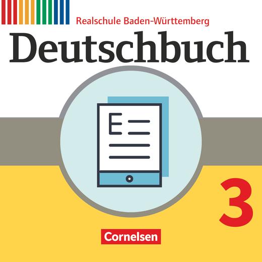 Deutschbuch - Schülerbuch als E-Book - Band 3: 7. Schuljahr