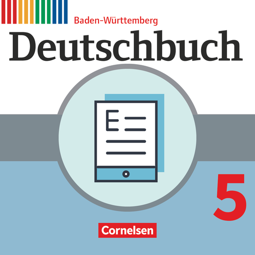 Deutschbuch - Schülerbuch als E-Book - Band 5: 9. Schuljahr
