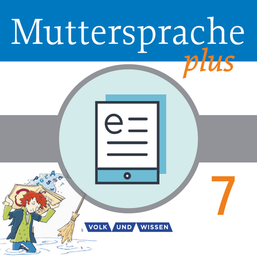 Muttersprache plus - Schülerbuch als E-Book - 7. Schuljahr