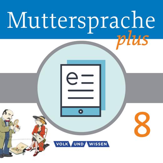 Muttersprache plus - Schülerbuch als E-Book - 8. Schuljahr