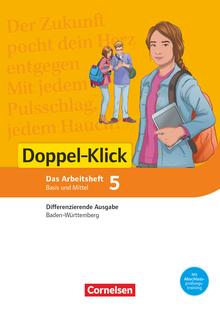 Doppel-Klick - Arbeitsheft mit Lösungen - Band 5: 9. Schuljahr