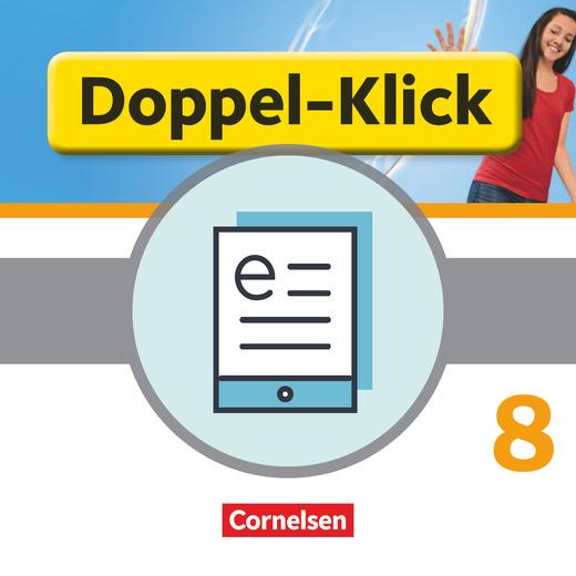 Doppel-Klick - Inklusion: für erhöhten Förderbedarf - Schülerbuch als E-Book - 8. Schuljahr