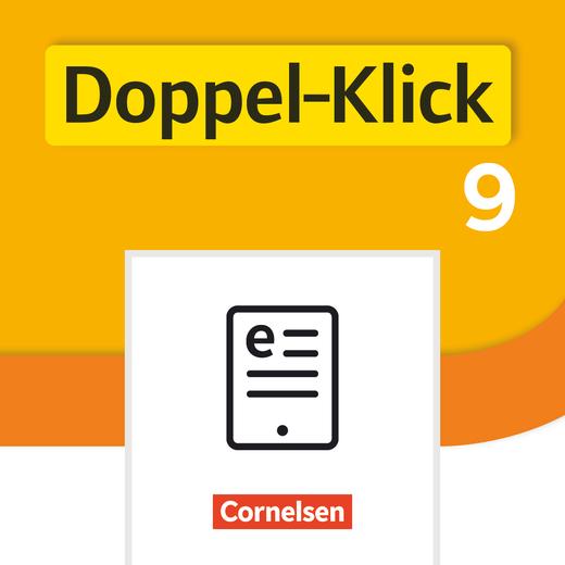 Doppel-Klick - Schülerbuch als E-Book - 9. Jahrgangsstufe