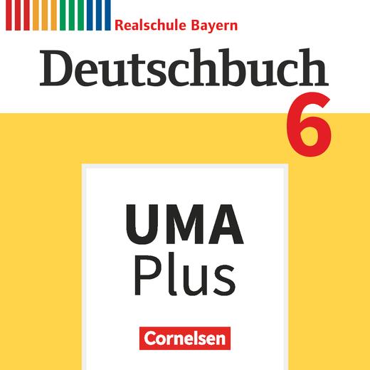 Deutschbuch - Unterrichtsmanager Plus - mit Download für Offline-Nutzung - 6. Jahrgangsstufe