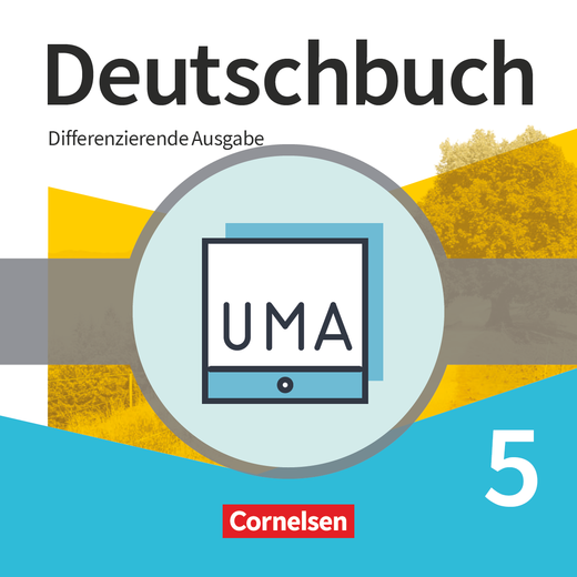 Deutschbuch - Unterrichtsmanager Plus online (Demo 90 Tage) - 5. Schuljahr