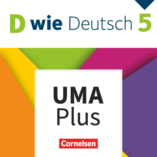 D wie Deutsch - Unterrichtsmanager Plus online (Demo 90 Tage) - 5. Schuljahr