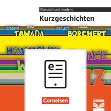 Cornelsen Literathek - Kurzgeschichten - Empfohlen für das 10.-13. Schuljahr - E-Book (ePUB)