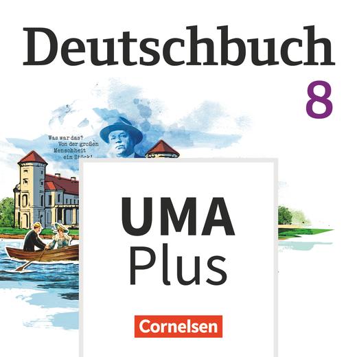 Deutschbuch Gymnasium - Unterrichtsmanager Plus - mit Download für Offline-Nutzung - 8. Schuljahr