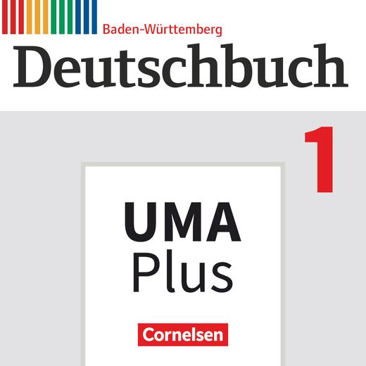 Deutschbuch Gymnasium - Unterrichtsmanager Plus online - Band 1: 5. Schuljahr
