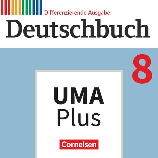 Deutschbuch - Unterrichtsmanager Plus online - 8. Schuljahr