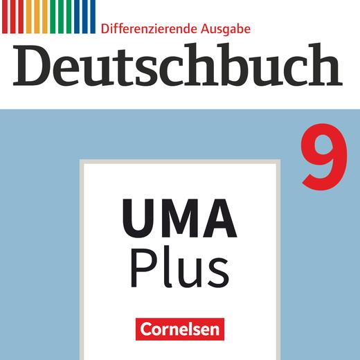 Deutschbuch - Unterrichtsmanager Plus - mit Download für Offline-Nutzung - 9. Schuljahr