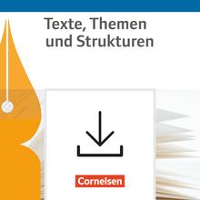 Texte, Themen und Strukturen - Lernpaket Abitur NDS 2022: Unter der Drachenwand - Kopiervorlagen als Download (Zip-Datei mit Word und PDF)