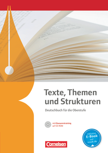 Texte, Themen und Strukturen - Allgemeine Ausgabe - 3-jährige Oberstufe
