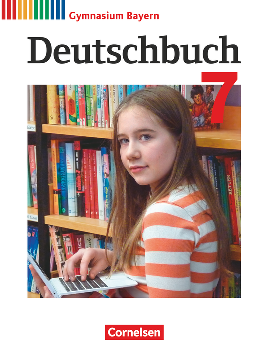 Deutschbuch Gymnasium - Schülerbuch als E-Book - 7. Jahrgangsstufe
