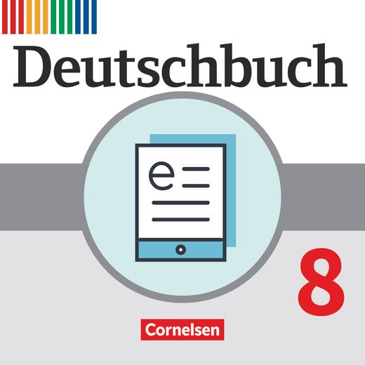 Deutschbuch Gymnasium - Schülerbuch als E-Book - 8. Jahrgangsstufe